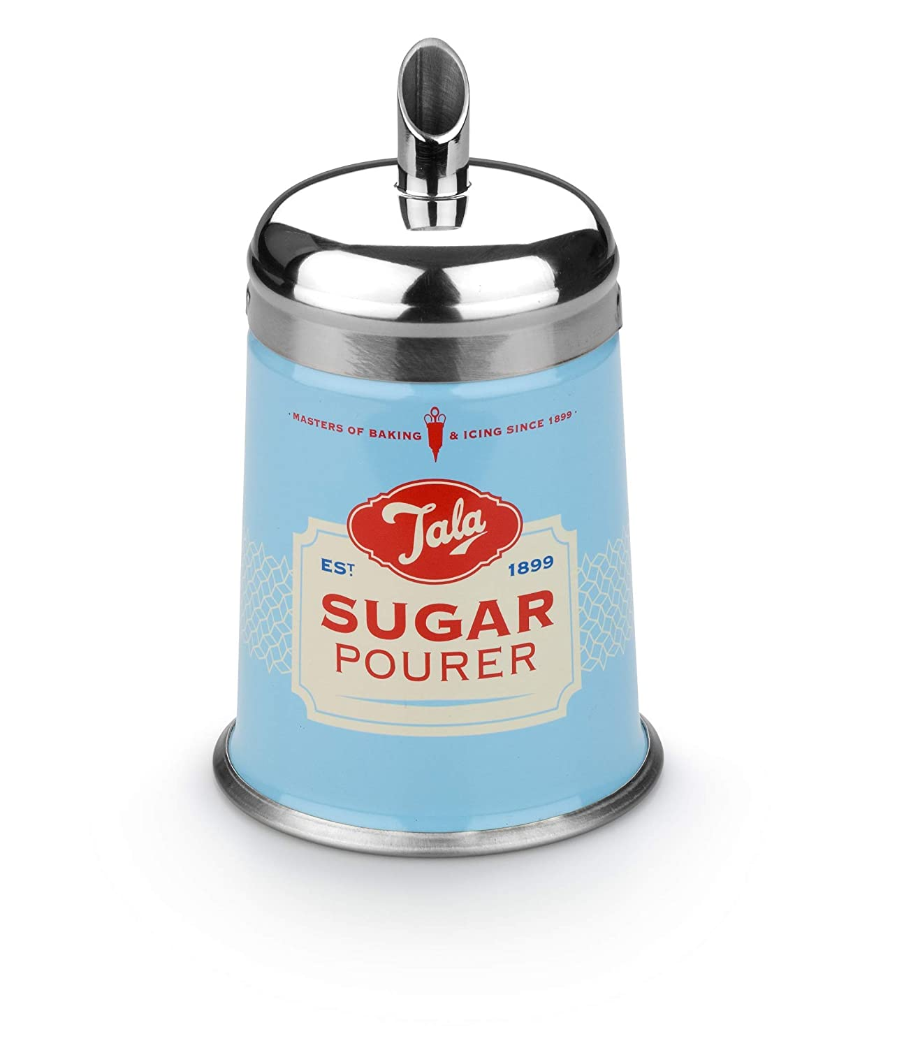 Tala Sugar Pourer Blue//Silver//Red//Yellow