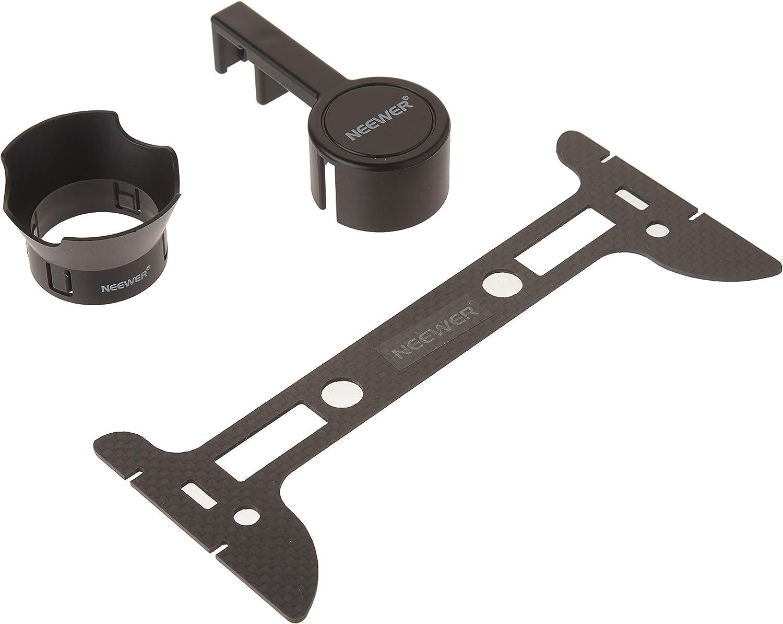 DJI Phantom 3 SE Carbon Fiber Camera Gimbal Guard Lens Cap Lens Hood Bundle