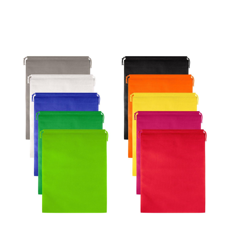 Travel Shoe Bags, Portable Shoe Tote Drawstring Shoe Bag for Travel 10452126