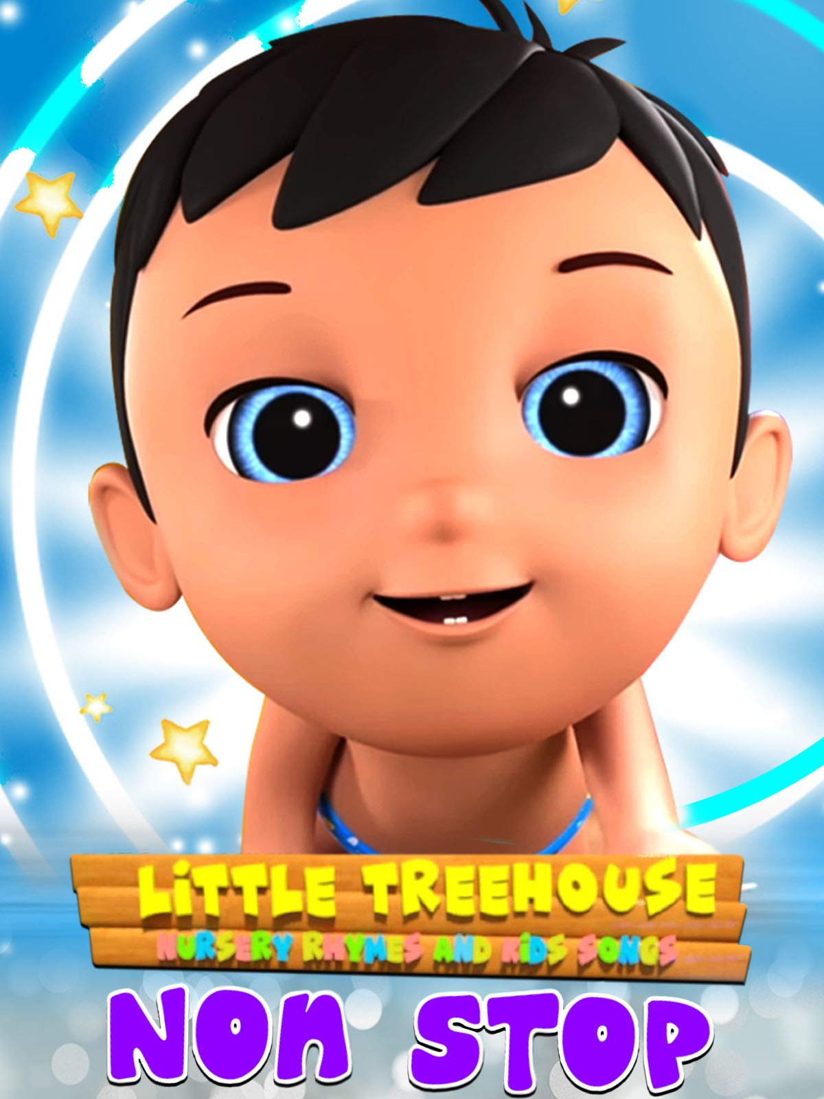 Amazon.com: Little Treehouse Nursery Rhymes and Kids Songs: Non-Stop ...