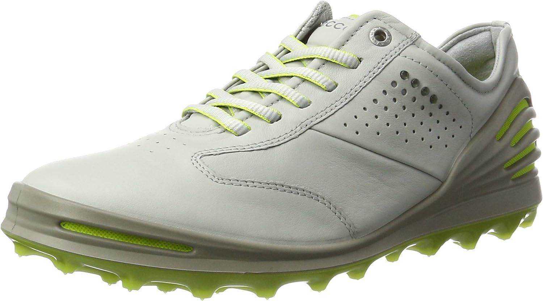 Amazon Com Ecco Men S Cage Pro Golf Shoe Golf