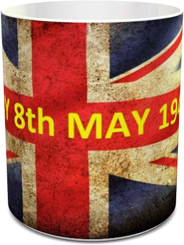 victoy in Europe Day VE Day Mug 11oz Ceramic Mug