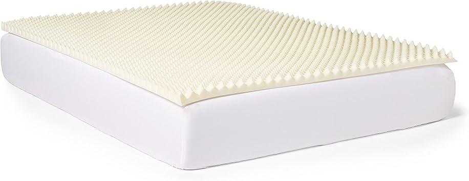 Amazon Com Slumber Solutions Highloft Supreme 2 Inch Memory Foam