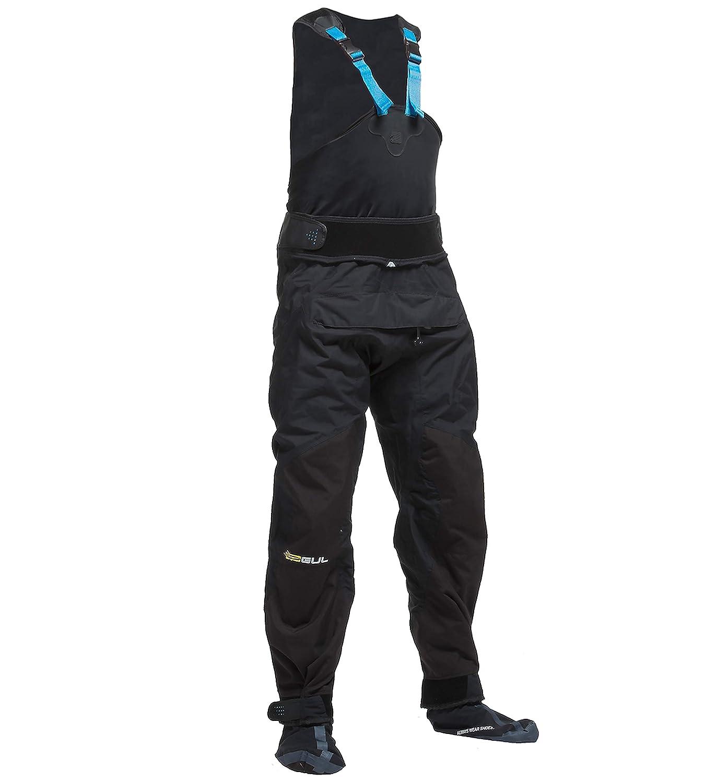 完売 GUL(ガル)SACO(サコ) ブラック パドリング(ドライ)パンツ 2018 カヤック 2018 ブラック UK カヤック/Sサイズ ラフティング B07K729HV6, 森山町:cac7815c --- a0267596.xsph.ru