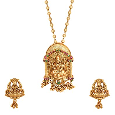 e47942ac726e5 Amazon.com: bodha Traditional IndianBollywood Handcrafted 18K ...