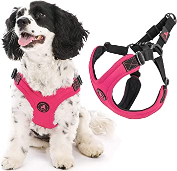 Gooby Dog Harness - Escape Free Sport Patented