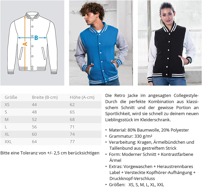 Shirtee - Blouson - Homme Bleu/Blanc