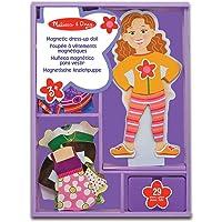 Melissa & Doug 13552 Maggie Ahşap Mıknatıslı Giydirme