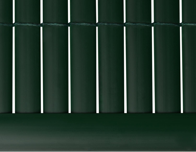 Sol Royal Pvc Sichtschutz Zaun Solvision 80x300cm Grun Windschutz