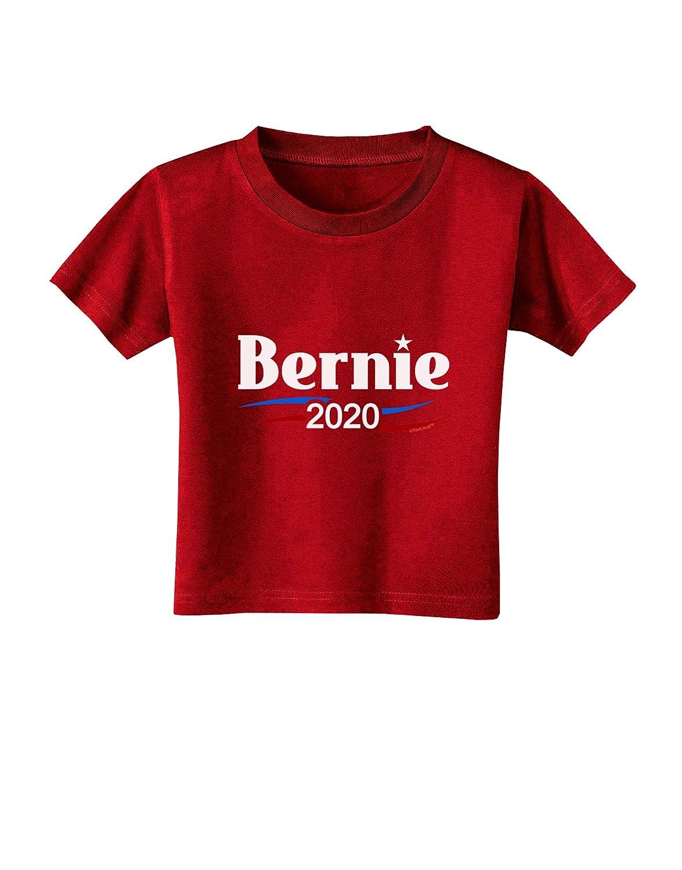 TooLoud Bernie Sanders 2020 Toddler T-Shirt Dark