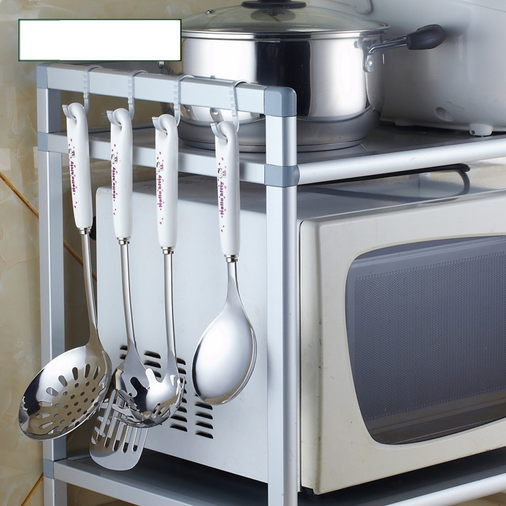 Amazon.de: SHELVES Aluminium-Ofengestelle Küchengeräte Veranstalter ...