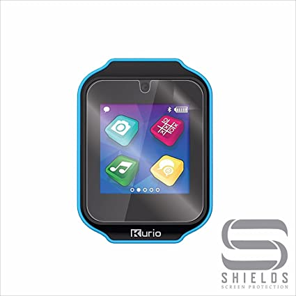 (2-Pack) S Shields Screen Protector for Kurio Watch (Ultra Clear)