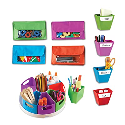 Learning Resources Create-a-Space Storage Bundle: Toys & Games