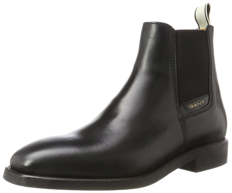 GANT Herren James Boots Chelsea Boots James Schwarz (Black) b1b66b