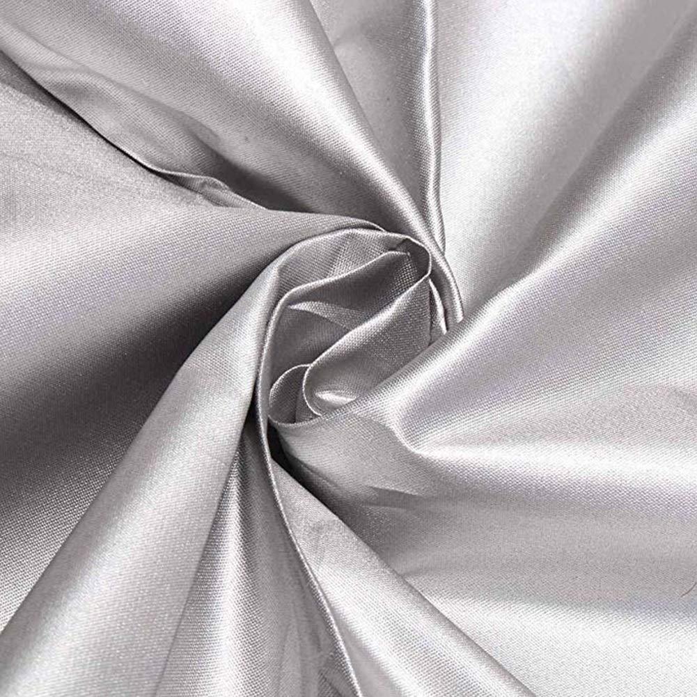 Color : Silver, Size : 60x60x60cm 22 Dimensioni LSXIAO-Copertura Mobili Giardino Tavolo Anti-UV Protezione Antigelo Panno di Oxford Tutte Le Stagioni Copertura for Mobili da Giardino for Esterni