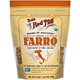 Bob's Red Mill Organic Farro Grain (24 Ounce, Pack of 2)