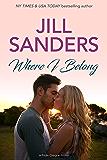 Where I Belong (Pride Oregon Book 6)