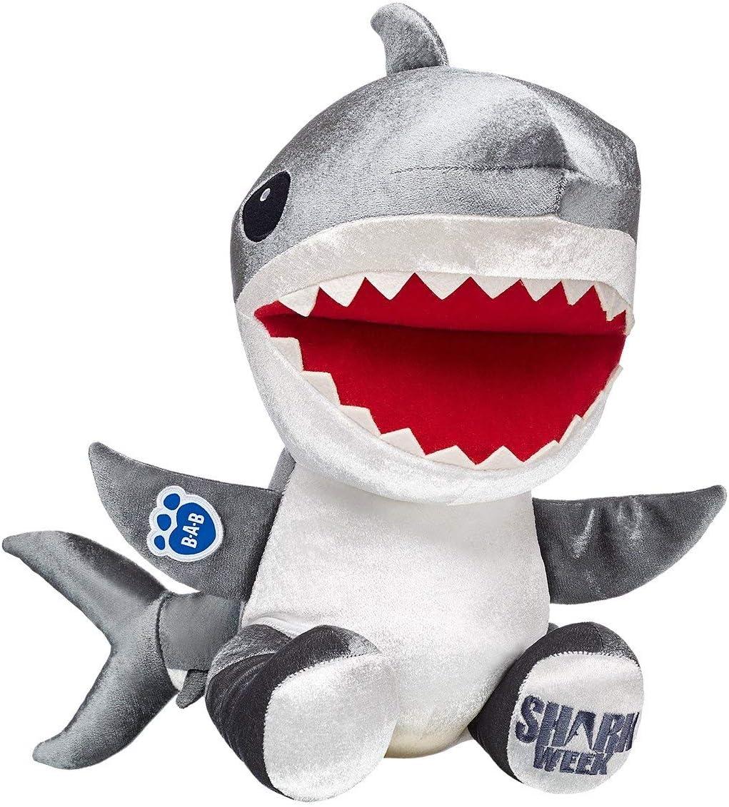 Build A Bear Workshop Shark Week Great White Shark