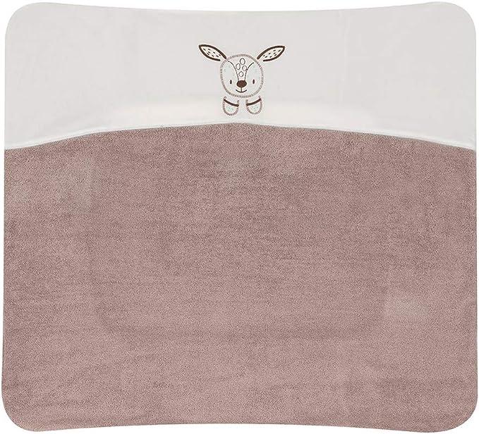 Nattou 843539 Housse pour matelas /à langer Jack Jules /& Nestor 60 x 65 cm