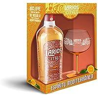 Larios Citrus + Copa de balón - 700 ml