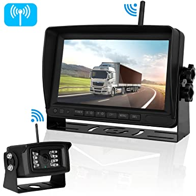 Review Digital Wireless Backup Camera