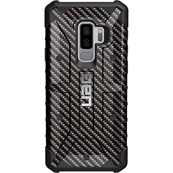 innovative design 19586 1bdef Limited Edition - Customized Designs by Ego Tactical Over a UAG- Urban  Armor Gear Case for Samsung Galaxy S9 Plus (Larger 6.2