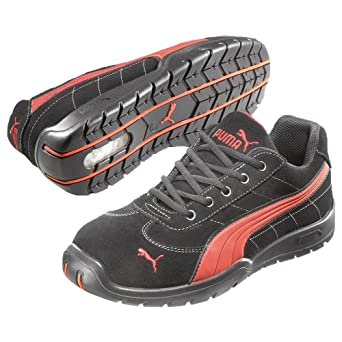 Puma Safety Scarpe antinfortunistiche Silverstone Low S1P Moto Protect 64.263.0