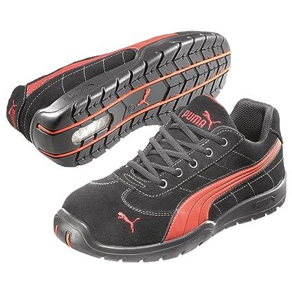 Chaussures De Sécurité Puma Embout Alu S1P HRO