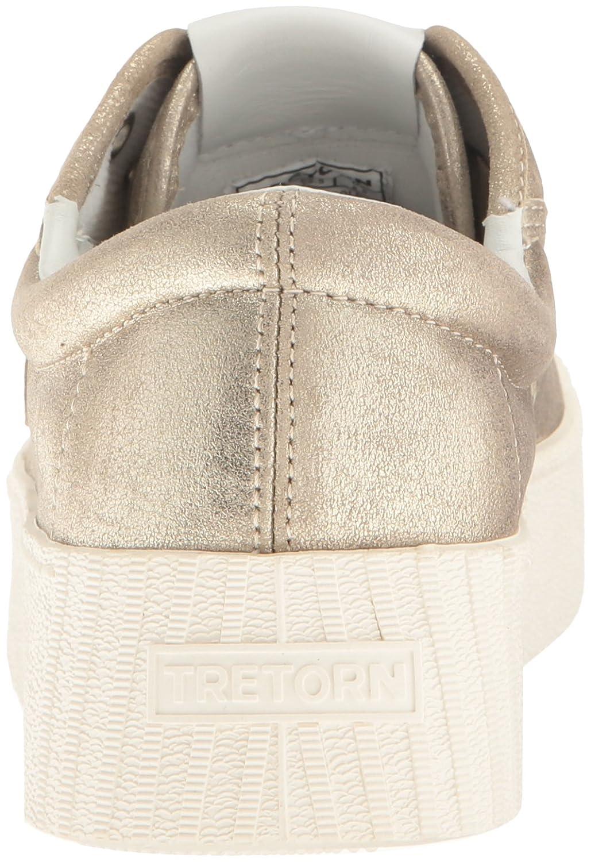 Tretorn Women's Nylite6bold Sneaker B01LYNWMIM 5 B(M) US|Gold