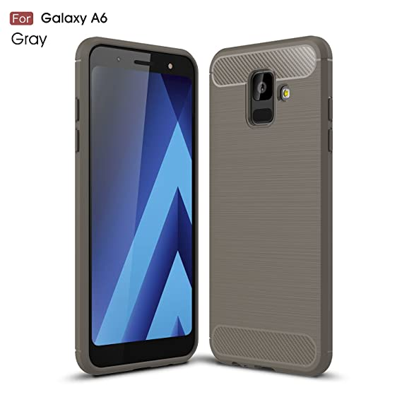 aeaf4c0c4e4 Image Unavailable. Image not available for. Color  Galaxy A6 2018 Case ...