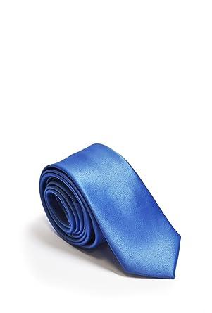 Aciano Azul Boda Corbatas - Aciano Azul, Corbata Estrecha 5cm ...