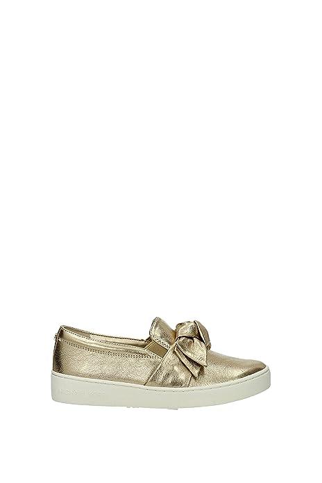 Zapatillas Sin Cordones Michael Kors Willa Mujer - Piel (43T7WIFP1M) EU: Amazon.es: Zapatos y complementos