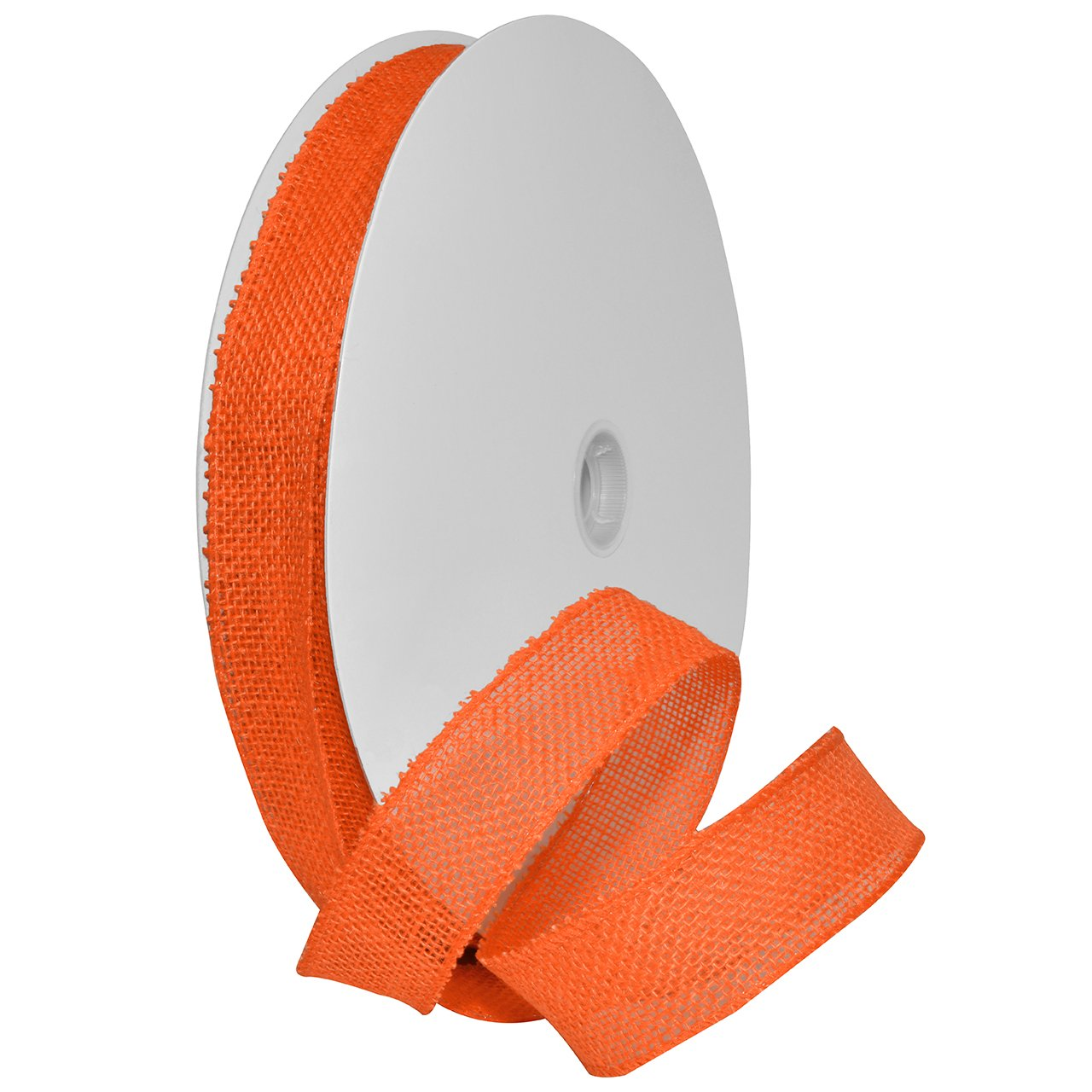 Ivory//Gold Morex Ribbon Swirl Wired Sheer Glitter Ribbon 1-1//2 inch by 50 Yards