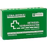 Leina REF20000 Botiquín de primeros auxilios, verde