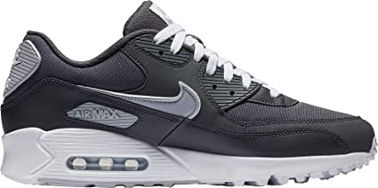the best attitude 53927 5a27e Image Unavailable. Image not available for. Color NIKE Mens Air Max 90  Essential Shoes (AnthraciteWolf Grey, 8 D
