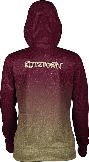 Heathered ProSphere Kutztown University Girls Pullover Hoodie School Spirit Sweatshirt
