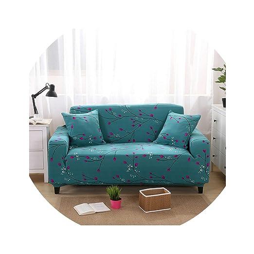 LIES Funda Protectora de sofá elástica para sillón o sofá ...