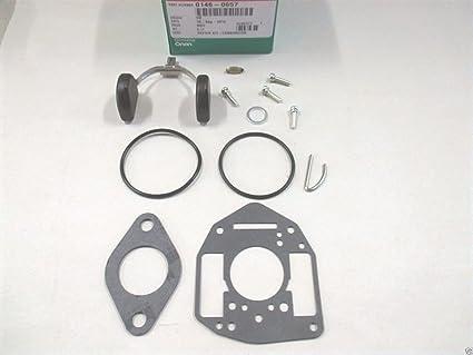 Amazon.com : Onan Genuine 146-0657 Carburetor Repair Rebuild Kit For