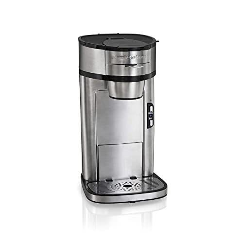 Hamilton Beach The Scoop - Cafetera para un solo servicio