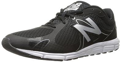 New Balance Men\u0027s 630v5 Running Shoe, Black/Silver, ...