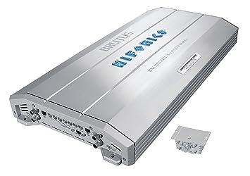 Hifonics BXI-8000D - Amplificador de sonido para coches (múltiples canales), color gris: Amazon.es: Electrónica