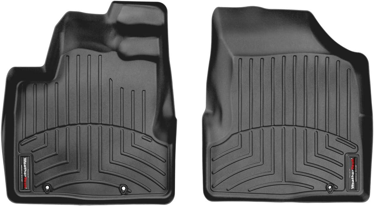 GGBAILEY D4823A-S2A-BK-LP Custom Fit Car Mats for 2003 2005 2009 Lexus GX Black Loop Driver 2008 2006 2004 Passenger /& Rear Floor 2007
