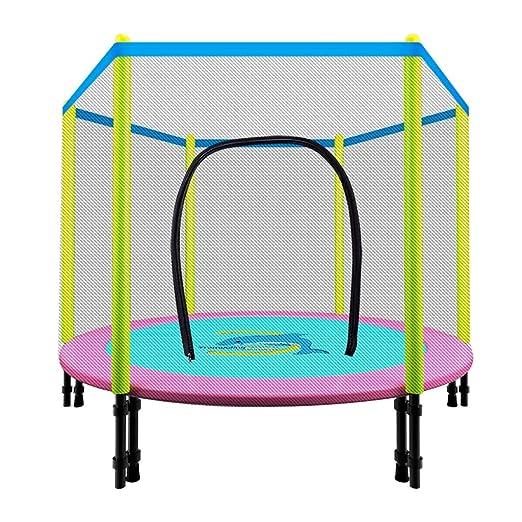 Trampolines de exterior Mini trampolín cama elástica para niños ...