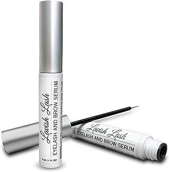 Hairgenics Lavish Lash Eyelash Growth Enhancer & Brow Serum