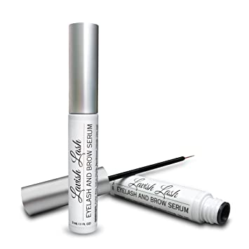 602fc9182ed Pronexa Hairgenics Lavish Lash - Eyelash Growth Enhancer & Brow Serum with  Biotin & Natural Growth