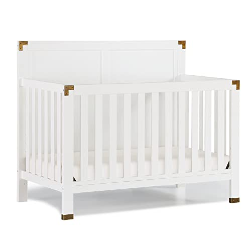 Baby Relax Miles 5-in-1 Convertible Crib