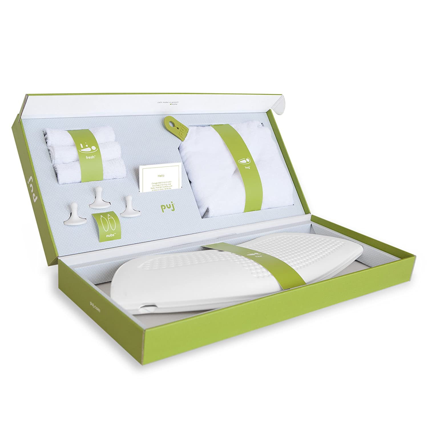 Puj Ultimate Infant Bath Gift Set: Amazon.ca: Baby