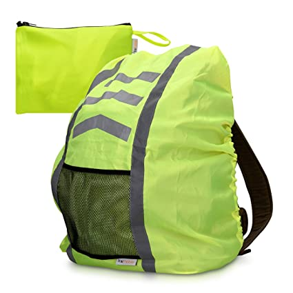 Amazon.com: kwmobile Backpack Rain Protection