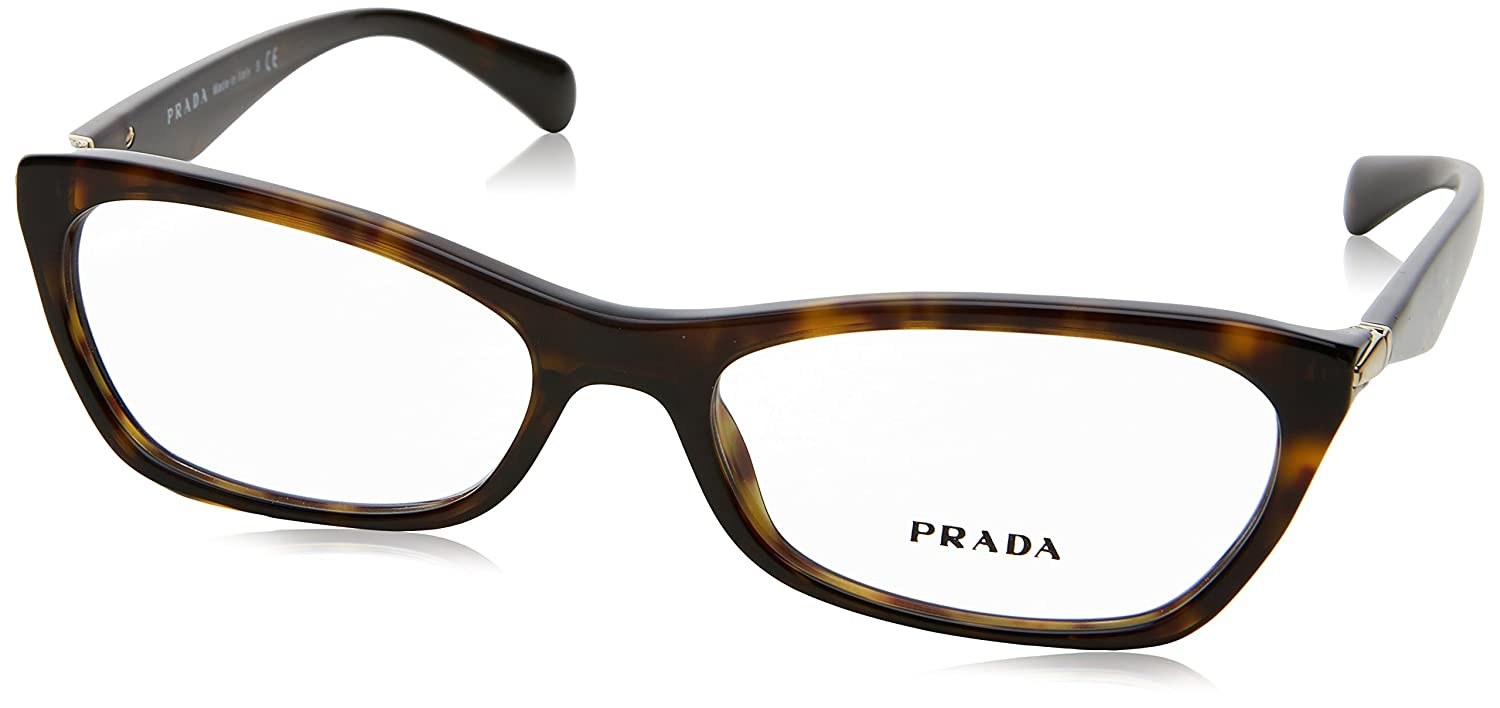 dae6d48da50b Amazon.com  Prada PR15PV Eyeglasses  Shoes