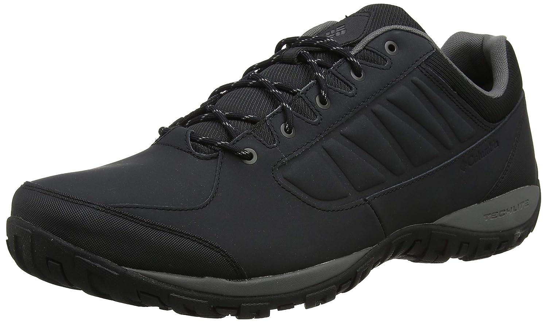 Noir (noir, City gris) Columbia Ruckel Ridge, Chaussures de Randonnée Basses Homme 42.5 EU